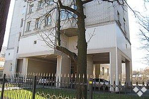 Дом на ул. Металлистов